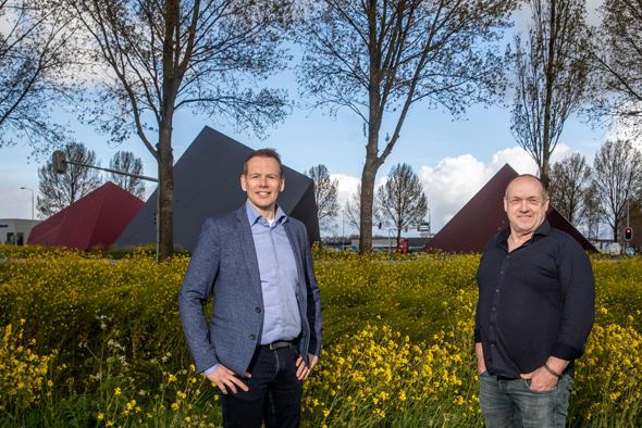 Bedrijvenvereniging Bijsterhuizen viert jubileum