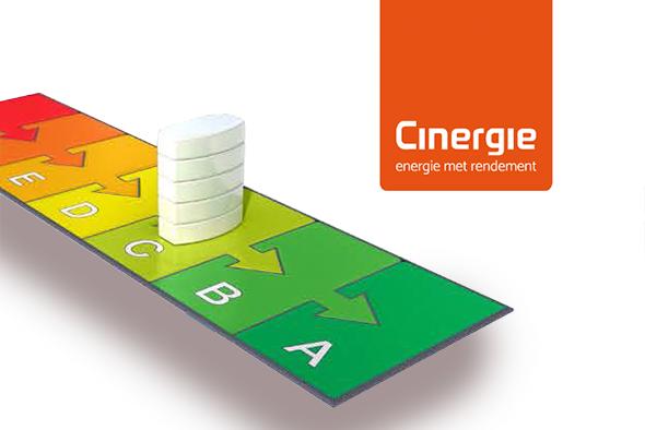 Project Ook voor verplicht energielabel C kan je bij Cinergie terecht